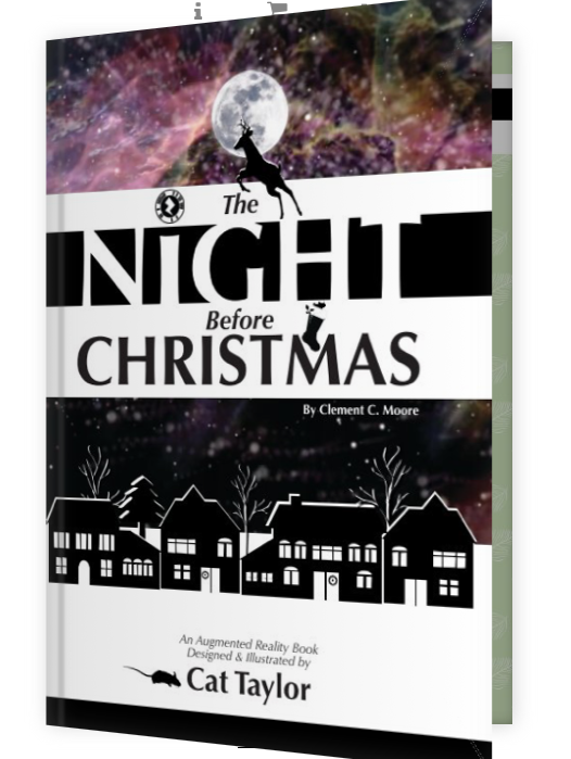 The Night Before Christmas AR Book